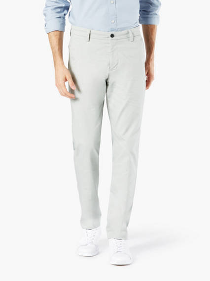 Alpha Refined Chino, Tapered Fit - Duraflexlite