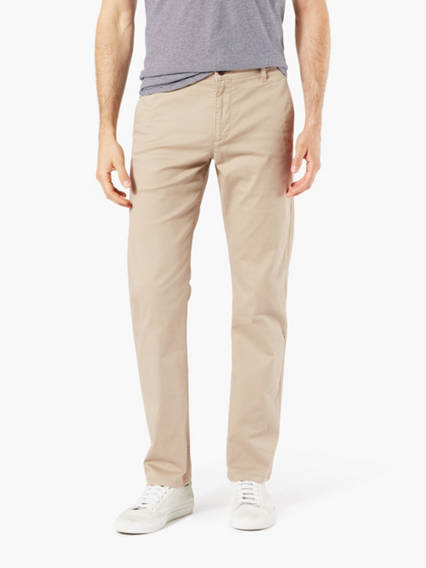 Big & Tall Original Khaki Pants With All Seasons Tech™, Tapered Fit