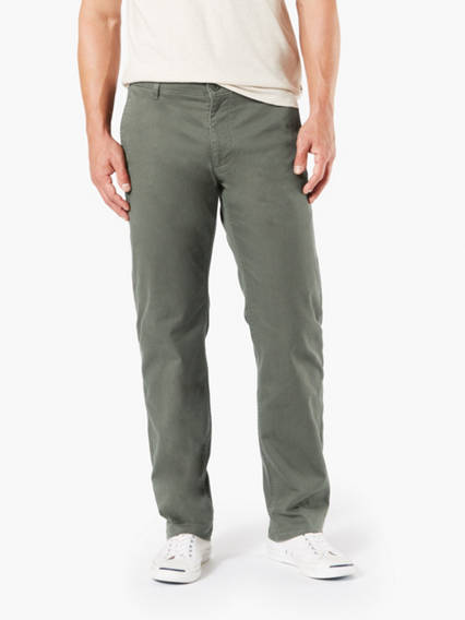 Dockers® Standard Casual Khaki Pants With All Seasons Tech™, Athletic Fit