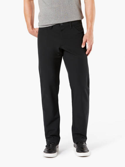 Smart 360 Tech™ Pants, Straight Fit