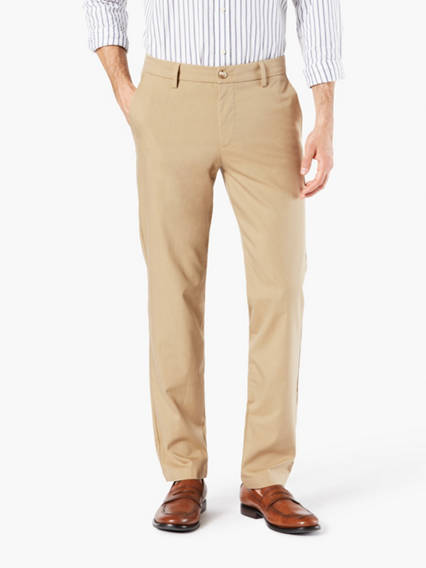 Men's Signature Khaki Pants, Slim Fit