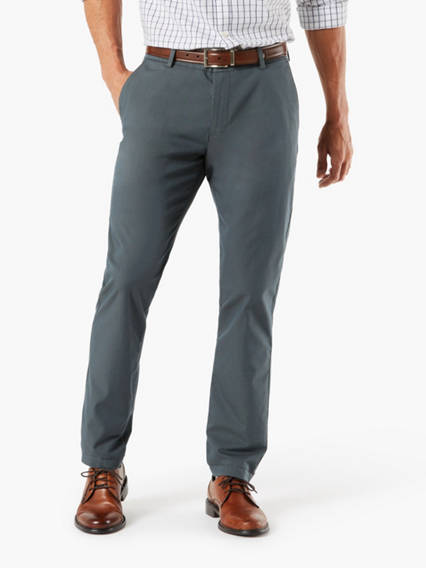 Signature Khaki Duraflex Lite™ Pants, Tapered Fit