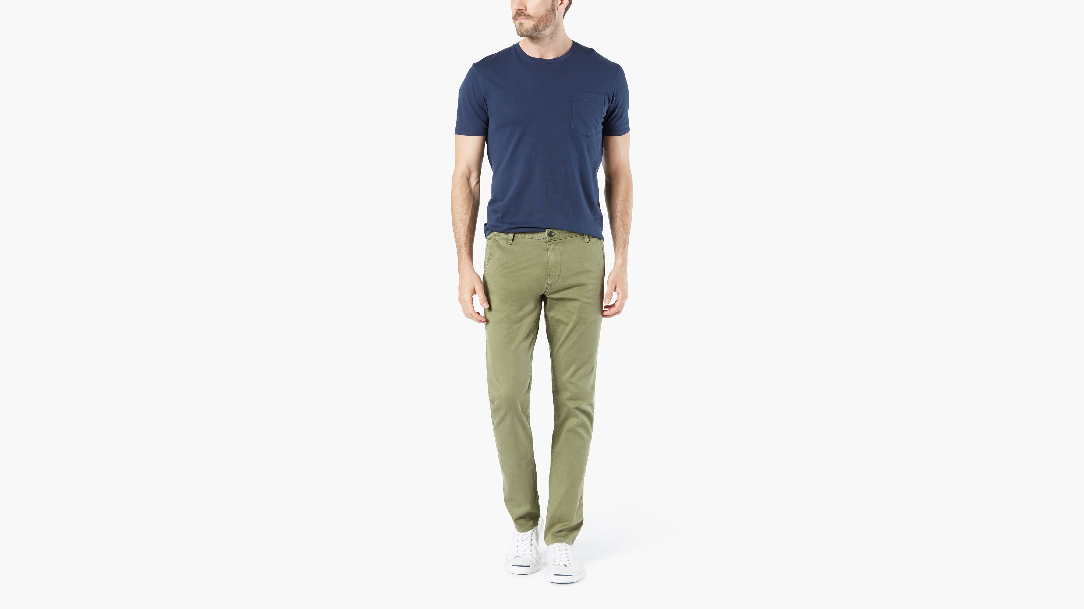 Hombre ES Casual Chino Alpha PantalonesDockers® E29IYDHW