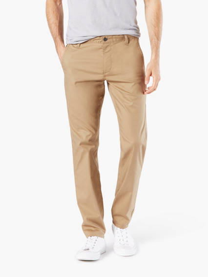 Alpha Chino, Tapered Fit - Duraflexlite