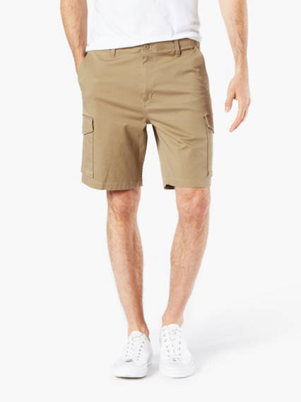 Men's Cargo Shorts, Straight Fit
