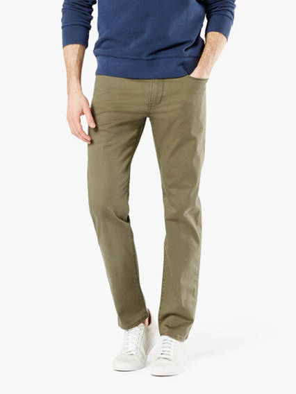 Dockers® Alpha Men's Jean Cut Pants, Slim Fit