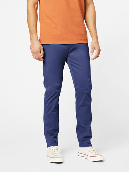 Dockers® Alpha Jean Cut Pants With Supreme Flex™, Slim Fit
