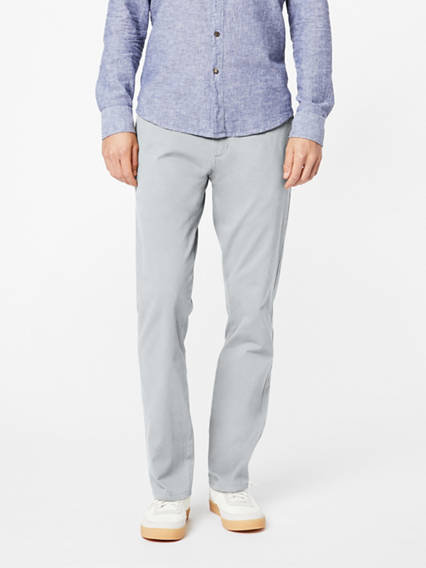Pantalon chino suprême avec Souplesse 360, coupe étroite