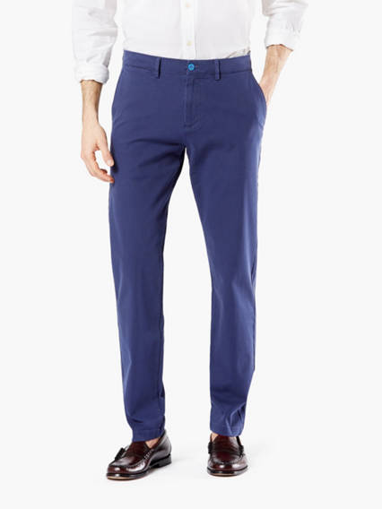 Dockers® Alpha Chino Pants With Smart 360 Flex™, Tapered Fit