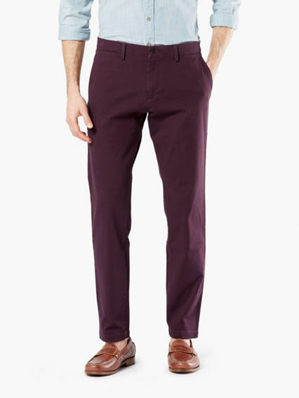 Dockers® Alpha Men's Chino Pants, Tapered Fit
