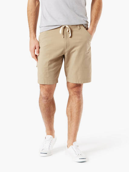 Utility Shorts With Smart 360 Flex™ Shorts, Straight Fit