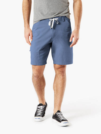 Men's Utility Shorts Shorts, Straight Fit