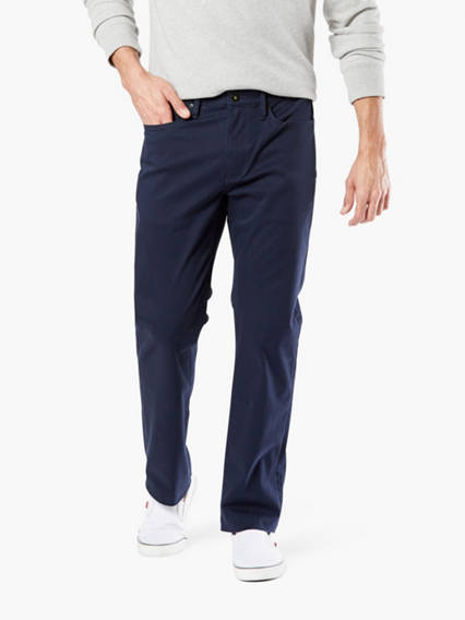 Dockers® Alpha Jean Cut Pants With Supreme Flex™, Straight Fit