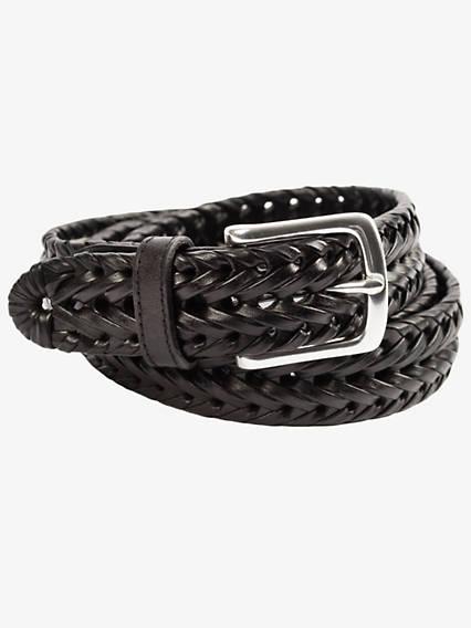 Big & Tall Braided Belt