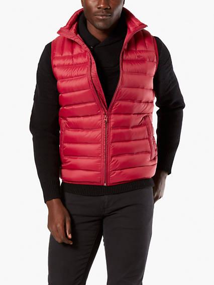Men's Premium Light Weight Quilted Vest
