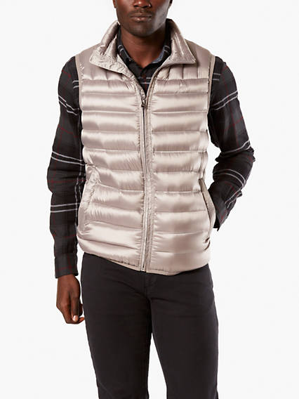 Men's Premium Light Weight Quilted Vest