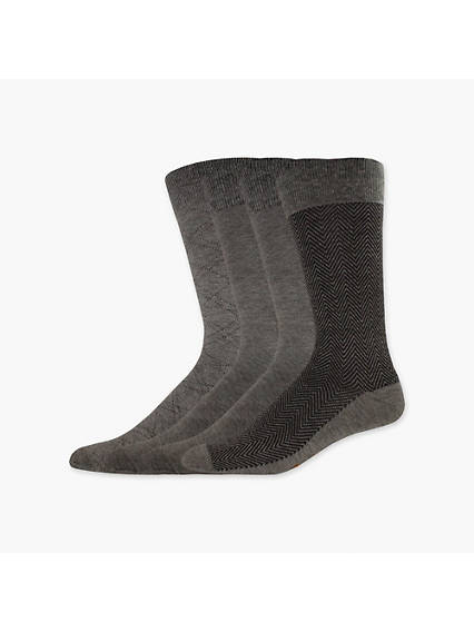 Men's Herringbone Socks