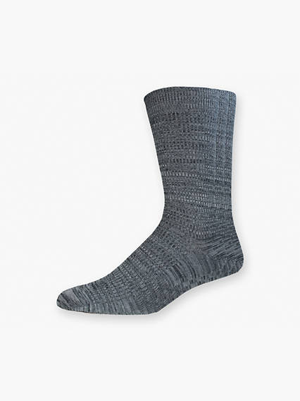 Lightweight Ribbed Socks