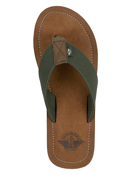 Men's Dockers Casual Flip Flops