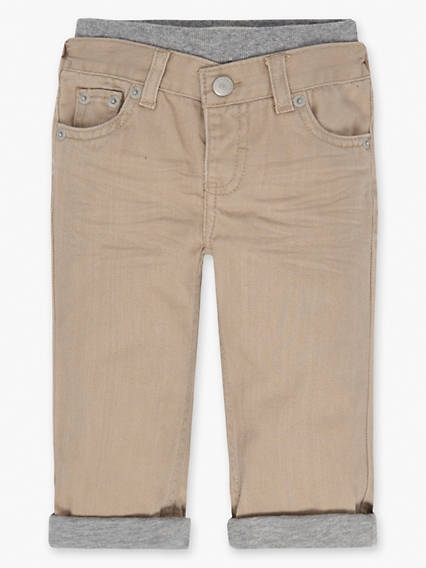 Baby 12-24M Sullivan Pull-On Straight Fit Jeans