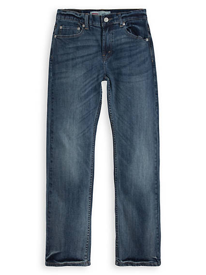 505™ Regular Fit Big Boys Jeans 8-20