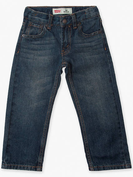 Boys 8-20 505™ Straight Fit Jeans (Slim)