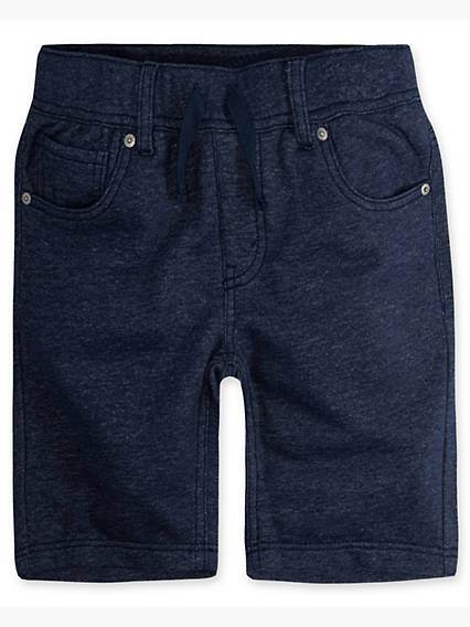 Toddler Boys 2T-4T Knit Jogger Shorts