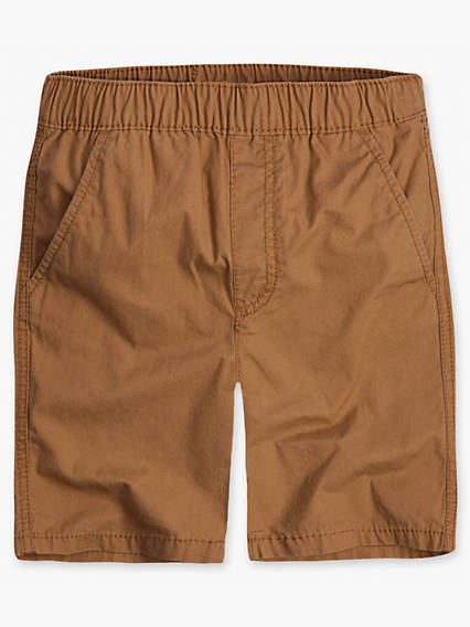 Little Boys 4-7x Woven Shorts