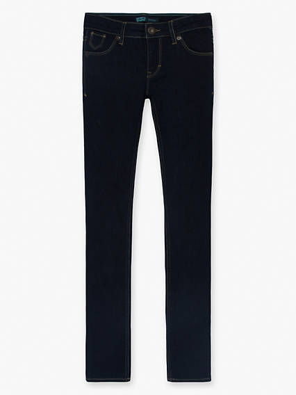 Girls 7-16 710 Super Skinny Jeans (Plus Size)