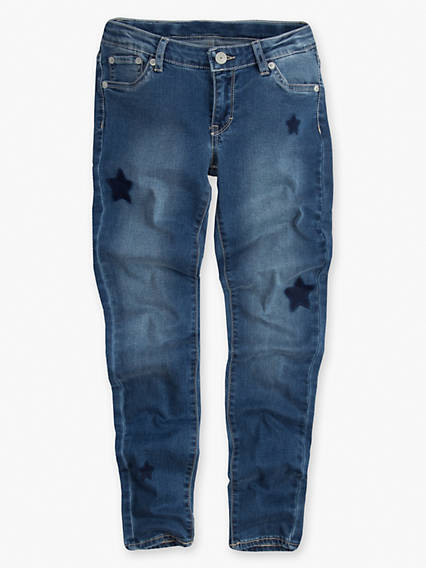 Girls 7-16 710 Super Skinny Jeans