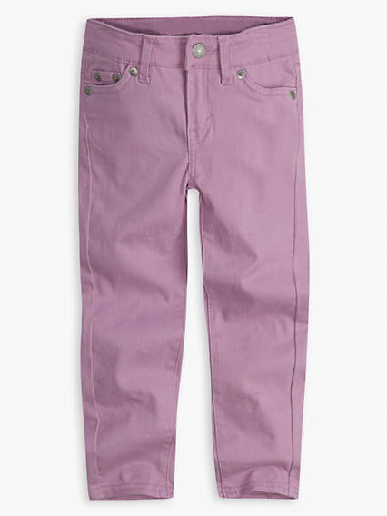 Toddler Girls 2T-4T 710 Jet Set Jeans