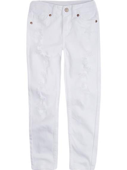 Little Girls 4-6x 710 Color Jeans
