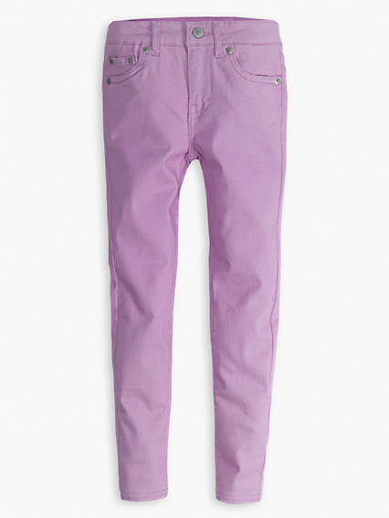 Girls 7-16 710 Jet Set Jeans