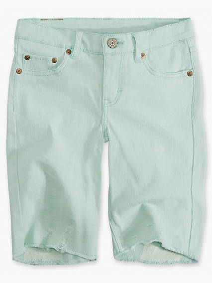 Girls 7-16 Seaside Bermuda Shorts