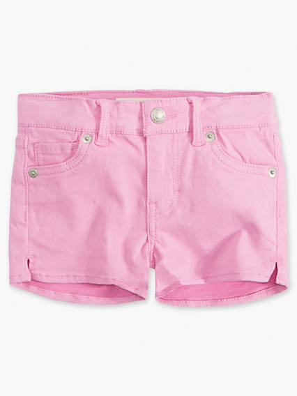 Toddler Girls 2T-4T Jet Set Shorty Shorts