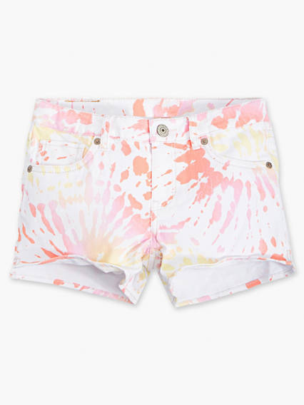 Little Girls 4-6x Best Coast Shorty Shorts