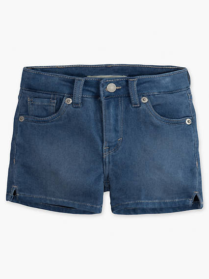 Little Girls 4-6x Everyday Shorty Shorts