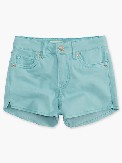Little Girls 4-6x Jet Set Shorty Shorts