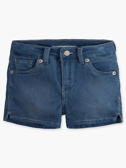 Girls 7-16 Everyday Shorty Shorts