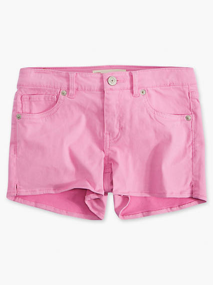 Girls 7-16 Jet Set Shorty Shorts
