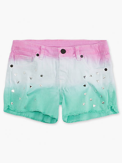 Girls 7-16 Sunrise Shorty Shorts