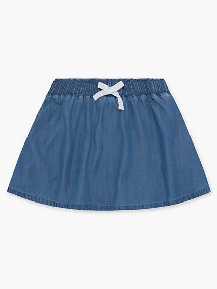 Girls 7-16 Circle Scooter Skirt