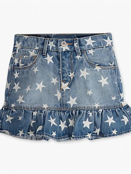 Little Girls 4-6x Alessandra Scooter Skirt