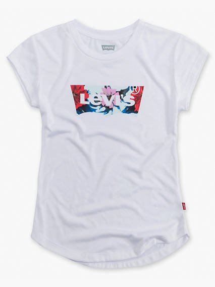 Toddler Girls 2T-4T Graphic Tee