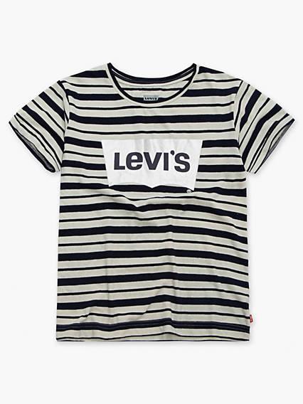Girls 7-16 Levi's® Indigo Boxy Tee