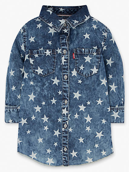 Toddler Girls 2T-4T Western Shirt
