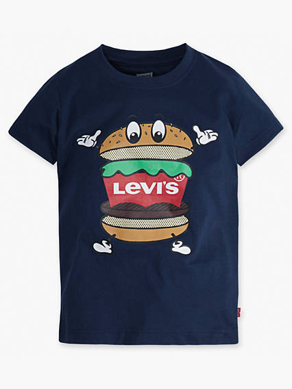 Toddler Boys 2T-4T Graphic Tee