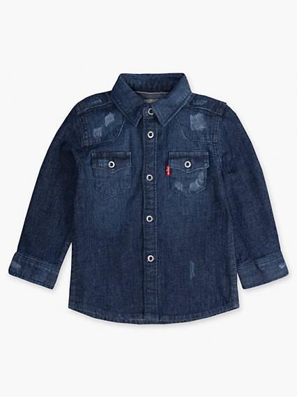 Baby 12-24M Barstow Western Shirt