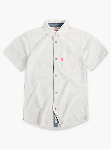 Boys 8-20 Smith Short Sleeve Shirt