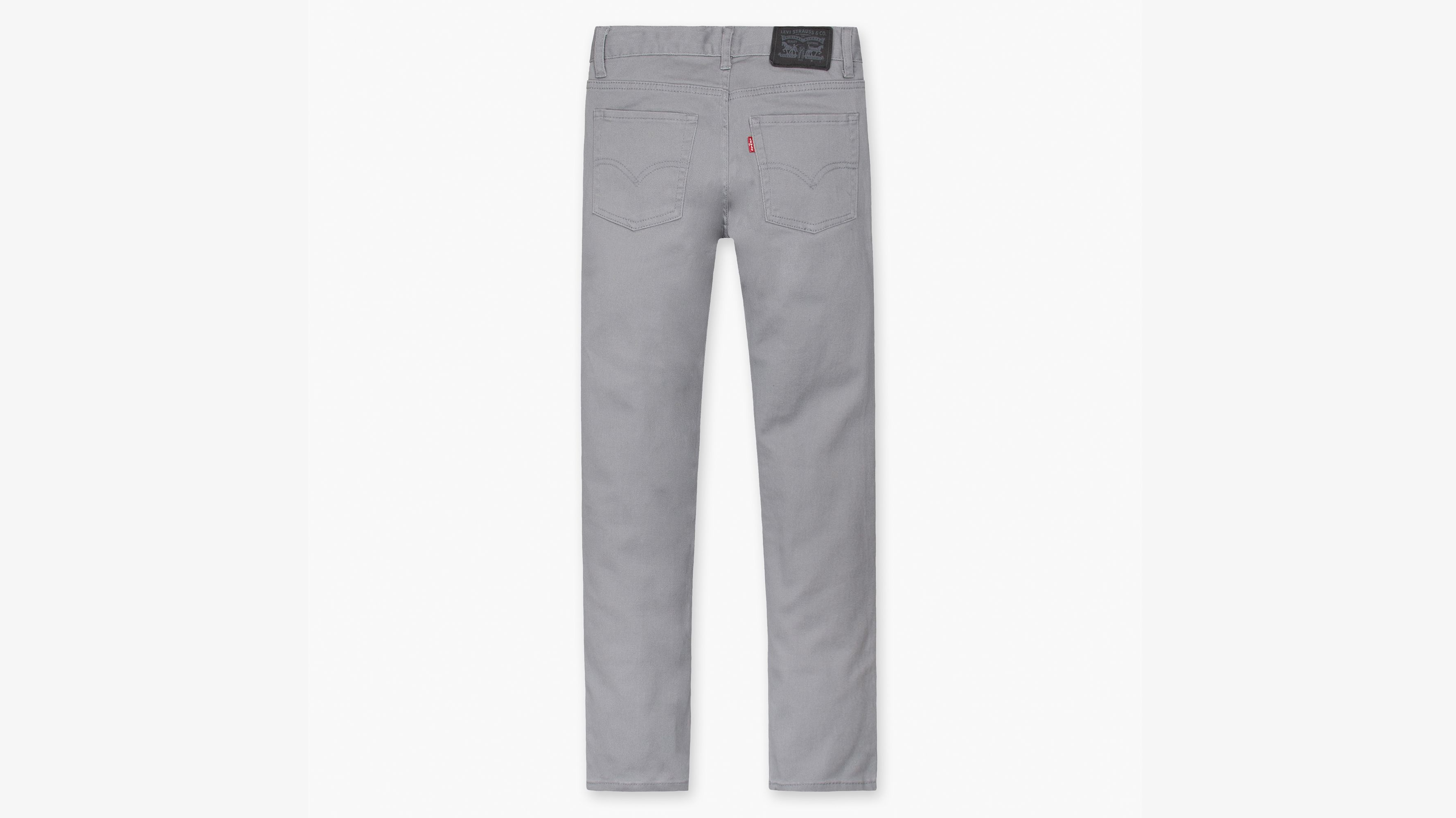 5408b9bd8 Big Boys 8-20 510™ Skinny Fit Jeans - Grey | Levi's® US